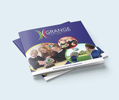 Grange Community Primary School prospectus Photo